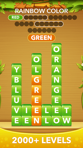Word Heaps - Swipe to Connect the Stack Word Games  screenshots 2