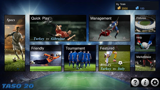 TASO 3D - Football Game 2020 20.3.0.1 Screenshots 3