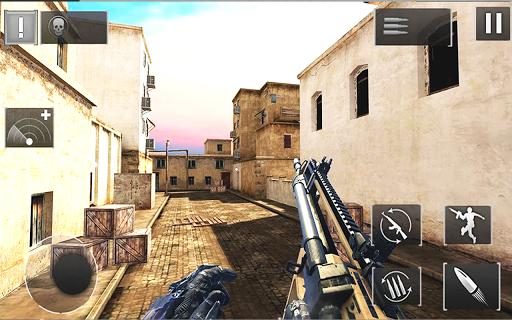 Action Shooting Games 2021: New Gun Games 2021 1.17 screenshots 2