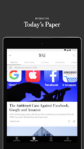 The Wall Street Journal Mod Apk (Subscribed/Paid Features Unlocked) 7