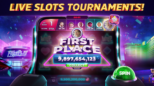 POP! Slots u2122- Play Vegas Casino Slot Machines! 2.58.15906 screenshots 2