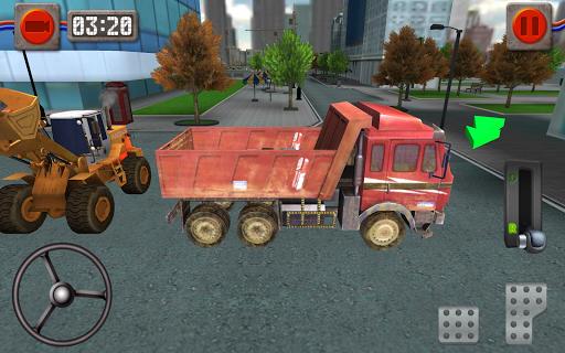 Construction Dump Truck  screenshots 2