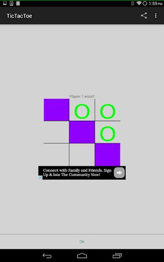 Tic Tac Toe - 3 in a row FREE  screenshots 15
