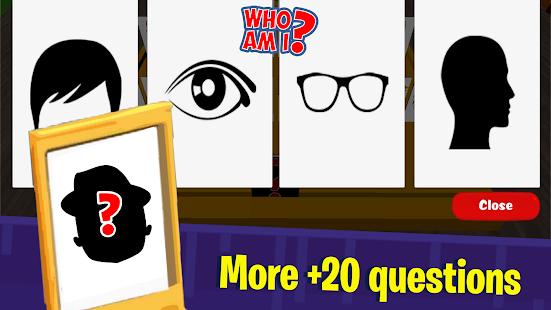 Guess who am I u2013 Who is my character? Board Games 5.4 Screenshots 3