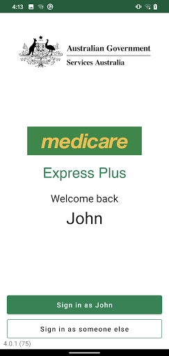 Express Plus Medicare screenshot for Android