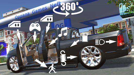 Offroad Pickup Truck Simulator 1.10 Screenshots 11
