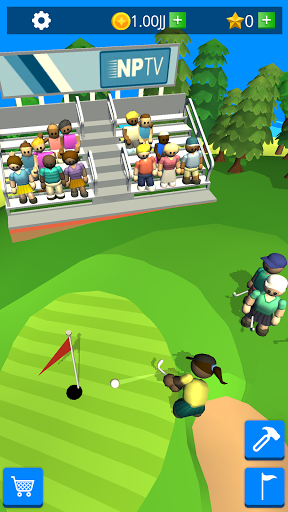 Idle Golf Club Manager Tycoon 0.9.0 screenshots 5