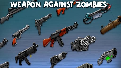 Code Triche Zombie Ranch. Zombie jeux de tir (Astuce) APK MOD screenshots 6