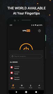 VPNhub: Unlimited VPN - Secure WiFi Proxy 3.14.8-mobile Screenshots 13