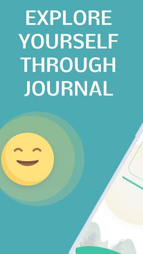 Mind journal screenshot 1