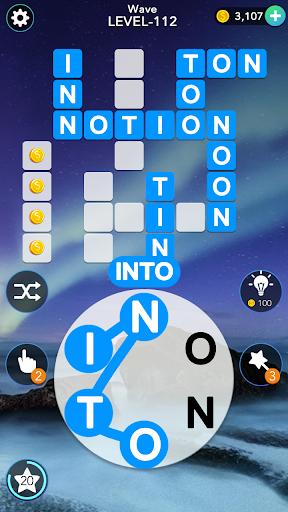 Word Mind: Crossword puzzle  screenshots 5