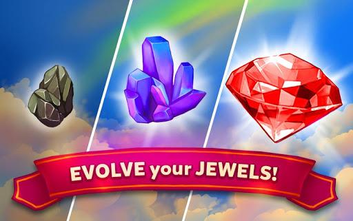 Merge Jewels: Gems Merger Evolution games screenshots 9