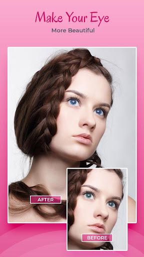 Face Beauty Camera - Easy Photo Editor & Makeup 8.0 Screenshots 4