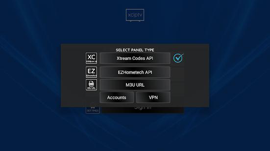 XCIPTV PLAYER 5.0.1 Screenshots 12