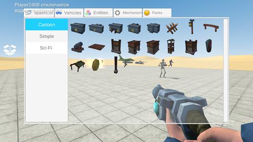 Ultimate Sandbox: Mod Online Apkfinish screenshots 17