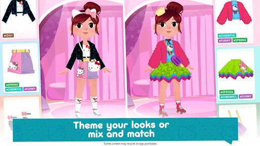 Hello Kitty Fashion Star 2.4 Screenshots 7