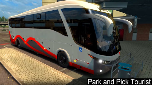 Modern Transport Bus Simulator 3d-Free Bus Games  screenshots 2