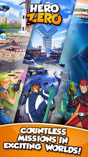 Hero Zero Multiplayer RPG 2.55.2 screenshots 3