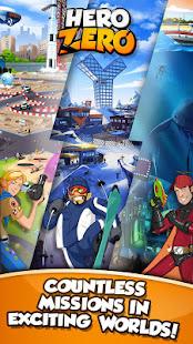 Hero Zero Multiplayer RPG 2.65.1 Screenshots 3