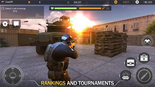 Code of War: Online Gun Shooting Games 4