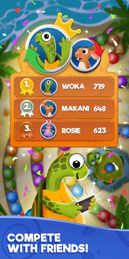 Marble Woka Woka: Marble Puzzle & Jungle Adventure  Screenshots 8
