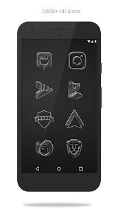 Glass Pack Transparent Theme (Pro Version) v3.2.9 [Patched] 2