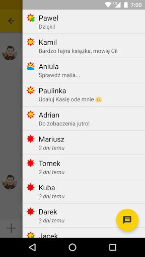 GG Messenger - Lightweight & Simple  Screenshots 5
