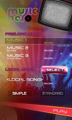 Music Hero - Rhythm Beat Tap  Screenshots 5