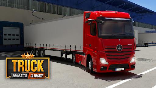 Truck Simulator : Ultimate Apkfinish screenshots 9