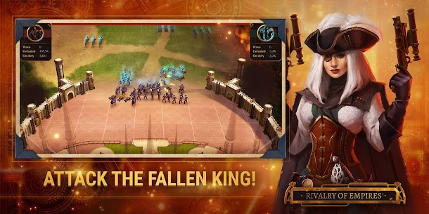 Rivalry of Empires  Battle Royale Apk Download 4