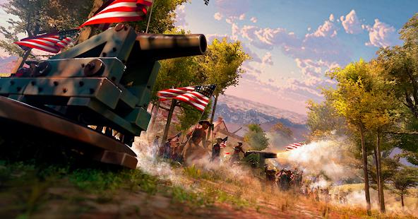 War and Peace: Civil War Army Clash Strategy Game 2021.7.0 Screenshots 18