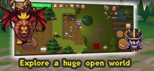 Sword of Legacy - MMORPG - MMO - RPG - Pixel - PVP 0.5.7 screenshots 1