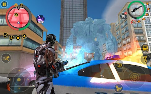 Rope Hero 3  for PC – Windows 7, 8, 10 – Free Download 2