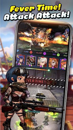 Merge Zombie: idle RPG screenshots 2