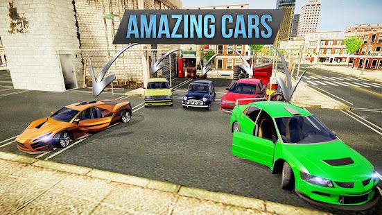 Driver Simulator Unlimited Money
