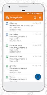 PackageRadar MOD APK 2