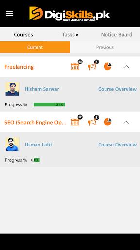 DigiSkills LMS 1.4.3 Screenshots 2