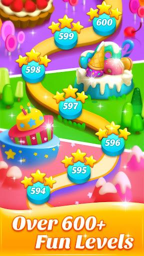 Cookie Amazing Crush 2020 - Free Match Blast 8.8.3 screenshots 4
