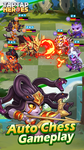 Taptap Heroes:Void Cage android2mod screenshots 7