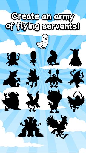 Pigeon Evolution - Merge & Create Mutant Birds  screenshots 4
