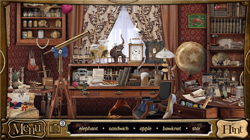 Hidden Object Games - Detective Sherlock Holmes 1.6.023 screenshots 12