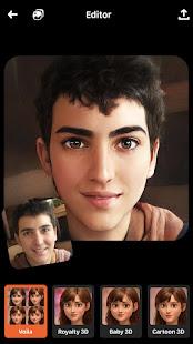Voilu00e0 AI Artist - Photo to Cartoon Face Art Editor 0.9.15 (67) Screenshots 3