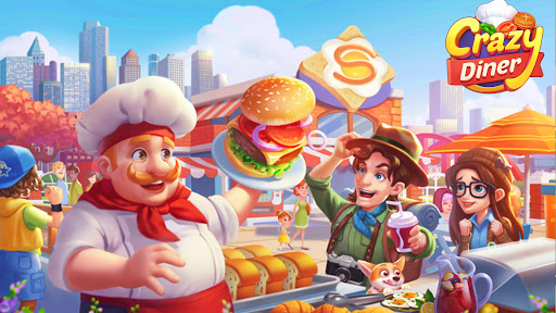 Crazy Diner: Crazy Chef's Kitchen Adventure 1.0.2 screenshots 1