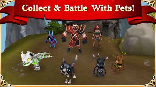 Arcane Legends MMO-Action RPG  screenshots 21