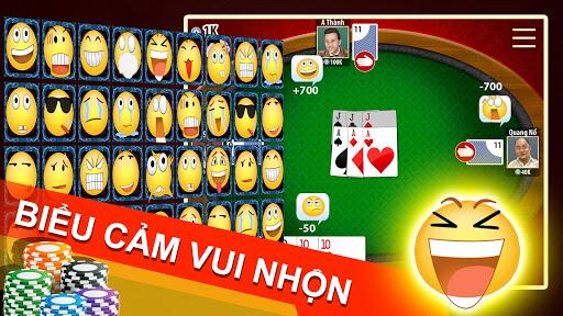 Tien Len Mien Nam - Dem La screenshots 4