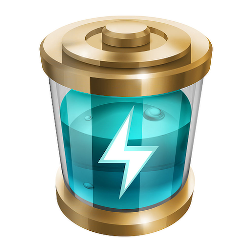 Battery HD Pro 1.91 (Google Play)