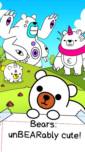 Bear Evolution - UnBEARably Fun Clicker Game screenshots 1
