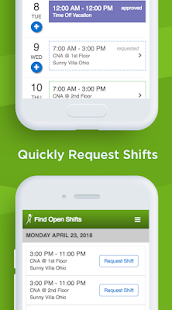 OnShift Mobile Screenshot