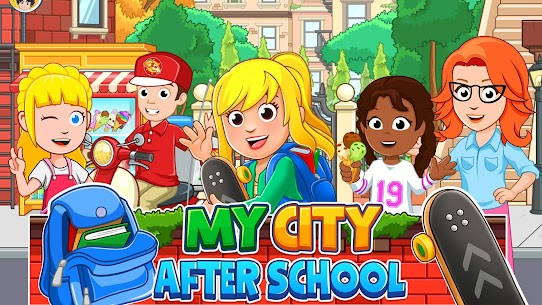 My City: After School APK 2.5.1 (Full/Paid) Download 1