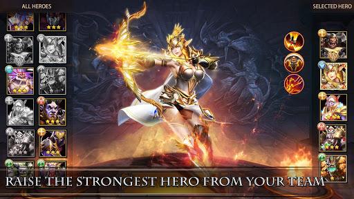 Trials of Heroes: Idle RPG screenshots 1